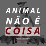 Animal não é coisa.